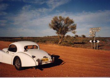 Australia – Darwin/Alice Springs